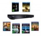 BlueRay-Player inkl. 10 Blu-Rays – Toshiba BDX 1200KE für 124,90€