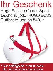 Boss Bootled Night bei Douglas bestellen und BOSS Sporttasche kostenlos dazu bekommen