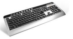 Chrome Multimedia-Tastatur für 1,97€ und 5 Gratisartikel (z.B. DVD-Rohlinge) für insg. 7,94€