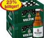 Die nächste Grillparty kann losgehen! 2 Kästen Veltins für schlappe 15€ statt 19,60€ = 23 % gespart
