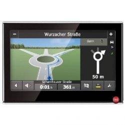 Falk S400 Navigationssystem inkl. TMCpro Starter in schwarz für 99 € mit 2 Jahre Karten-update