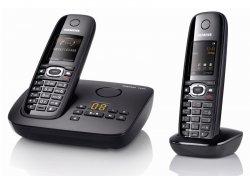 Gigaset C595 Twin DECT Telefone bei amazon.co.uk für 58€ (bester Preis in Deutschland: 102,90€)