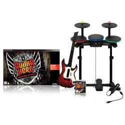Guitar Hero: Warriors of Rock für PS3 Wii oder Xbox nur 66,97€ bei Amazon