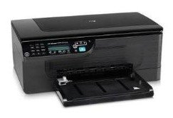 HP Officejet J4500 Desktop, All-in-One inkl. Fax für 51,94 € inkl. Versand