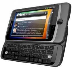 HTC Desire Z über meinpaket.de für 249,00 €