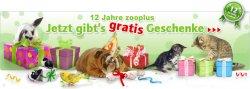 Kostenlose Geschenke zu jeder Bestellung bei Zooplus