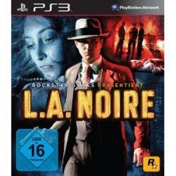 L.A. Noire (uncut) für PS3 gerade für 34,97 bei Amazon