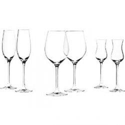Leonardo 063299 Kelchglasset Barcelona 18-teilig für 29,95 € inkl. Versand