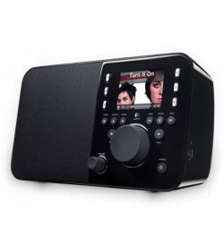 Logitech Squeezebox WLAN-Internetradio für 89,68 + 4,95 Versand. Tagesangebot bei meinpaket (Vergleich: 114,90 inkl. Versand)