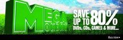 Mega Monday bei zavvi. Bis zu 80% auf BluRays, Games, Technik, Mode etc.