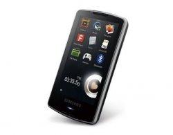 MP3-Video-Player Samsung YP-M1 8GB für 93,75 inkl. Versand bei meinpaket