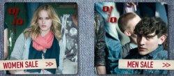 Mustang Jeans SALE (bis 50%) auf Jeans + Gutschein