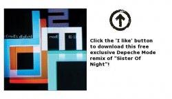 noch ein Song von von Depeche Mode zum Gratis-downloaden