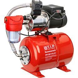 """Praktiker Deal: Pumpe Hauswasserwerk """"1000/25 PLUS TLS F"""" für 109,99"""