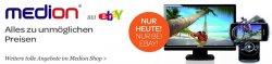 SALE beim Medion-shop bei eBay – nur heute!!!