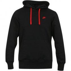 Schwarzes Nike Kapu-Sweatshirt für ca. 18€