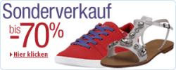 Sonderverkauf bei Amazon – Bis zu 70% bei Schuhen und Taschen sparen!