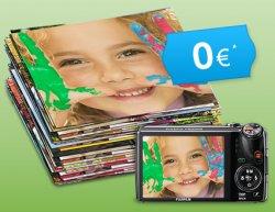 100 Fotos im Format 10x15cm für 2,10 €  inklusive Versand