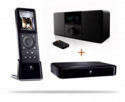 15% Rabatt im Logitech-Store auf alle Squeezebox Produkte und WLAN-Musik-Systeme