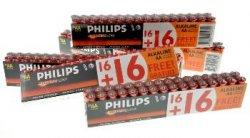 160 Philips Power Life Batterien AA Mignon für 20€