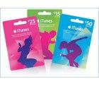 20 % Rabatt auf iTunes-Karten bei Globus