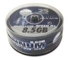 25er Spindel Platinum DVD+R Double Layer 8,5 GB – 8x Speed für 9,75€ inkl. Versand!