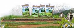 4 kostenlose Kräutersamentüten von Almette