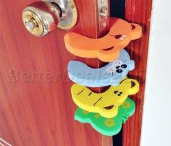 4er Pack Tür Stopper für Babys für 1,03 Euro