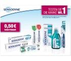 50 Cent Rabatt Gutschein auf Sensodyne Produkt (Zahnpasta, …)