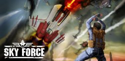 Android Game-Klassiker Sky Force kostenlos