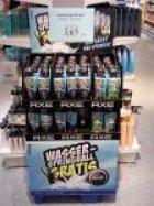 AXE Duschgel-Doppelpack bei dm kaufen und Waboba Wasserspringball gratis dazu.