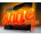 Bis zu 400 € Cashback für Sony Bravia TV