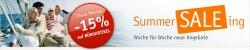 Buch.de Sale: 15% auf alle Büroartikel (auch auf Druckerzubehör)