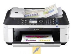 Canon PIXMA MX 350 – Multifunktionsdrucker mit FAX und W-LAN für 66 €