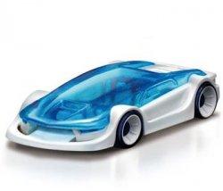 Futuristisches Salzwasser Brennstoffzellen-Auto-Kit incl. Versand 10,79 €- Preisvergleich 24,95,- + Versand 4,95