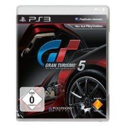 Gran Turismo 5 PS3 nur 29€ + kostenlosen Versand bei Amazon!!!