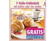 Gratis Frühstück bei Porta Toscana Restaurant