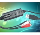 Gratisartikel laut Liste + USB-Audio-Digitalisierer für MP3-Recording inkl. Audio-Software für € 3,90 statt 59,89€