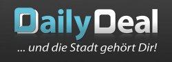 HEUTE bei DailyDeal: Von 11 bis 15 Uhr 3% auf alle Deals, auch für Bestandskunden, kein Mindestbestellwert