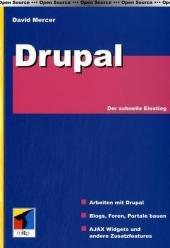 """Lehrbuch """"Drupal – Der schnelle Einstieg"""" bei buecherbillig.de gratis abstauben (nur VSK)"""