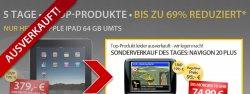 Navigon 20 Plus bei meinpaket.de für 74,99€ (zzgl. 4,90€ Versand)