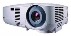 NEC VT595 LCD TV-Beamer im Dealclub für EUR 202,89, Preisvergleich EUR 279,-