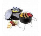 Picknick-Grill BBQ 2 GO nur 22,90€