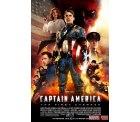 Previewkarten für Captain America am 18.8.2011