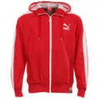 Puma T7 Windbreaker Jacket – Red für 22,45€