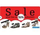 """SALE bei mirapodo! Bis zu 50% sparen – """"I Love Shoes""""-Tasche gratis – 10€ Gutschein – kostenloser Versand!"""