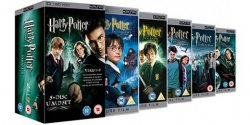 Saturn: 50 % Rabatt auf Harry Potter Filme