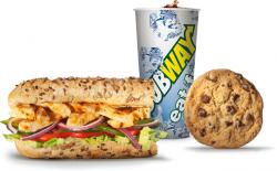 SUBWAY Fastfood  50% Rabatt und mehr