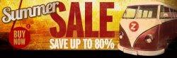 Summer-Sale bei Zavvi – bis zu 80% sparen!