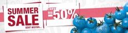 SummerSale + 10€ Neukunden-Gutschein bei Blue-Tomato.com